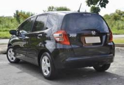 Honda New Fit 1.4 16v automát. (Aceito Troca) - 2012