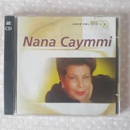 CD Nana Caymmi - Bis - CD Duplo
