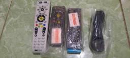 Controle da sky que tambem serve pra TV