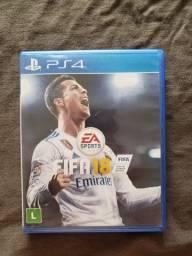 Jogo PS4 - FIFA 18