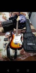 Kit guitarra Suzuki