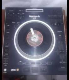 Controladora Numark V7 DJ aceito oferta