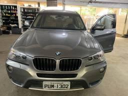 BMW X3 20 XDrive 2014 sem detalhes