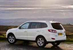 Compro Hyundai Santa Fé 2011 ou 2012