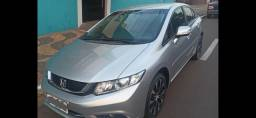 Honda Civic LXR Prata