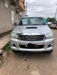 Toyota Hilux SRV 2014/14 Diesel Aut. ? Compre Parcelado