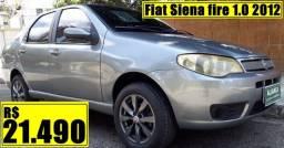 Fiat Siena Fire 1.0 2012