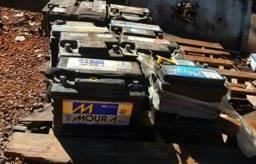 Tarde das ofertas das baterias - Sucatas de baterias - império das sucatas
