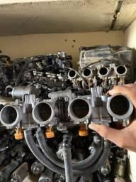 Corpo de injeção para motos 4 cilindro