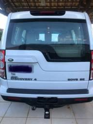 Carro Land Rover