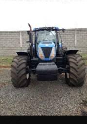 Trator Nh T 7.245 4x4 242v #18629