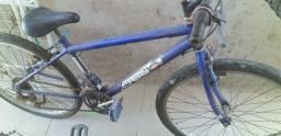 Bicicleta samy defeito no pinel