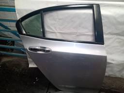 Porta Traseira Direita Honda City 2010 semi-nova original