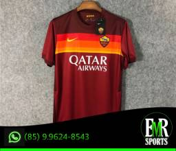 1° Camisa Roma - Temporada 20/21
