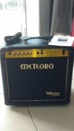 Cubo Amplificador Meteoro - Wector Keyboard Amplifier 50 220V