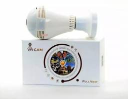 Câmera lâmpada tecnológica