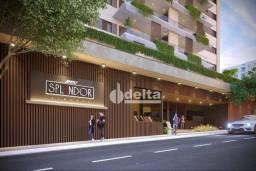 Apartamento com 3 dormitórios à venda, 117 m² por R$ 637.241,43 - Santa Mônica - Uberlândi