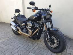 Harley Fat Bob 2019 Único dono