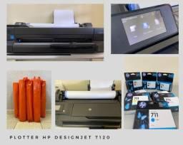 Impressora Plotter HP