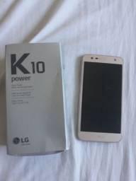 Lg K10 Power somente para peças