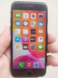 Imperdível!!Celular Apple iPhone 7 128GB Seminovo Preto Fosco Original À Pronta Entrega