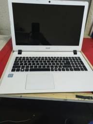 Notebook Acer - core i3 - RAM de 8 GB