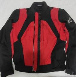 Jaqueta para motociclista ALPINESTARS tamanho L