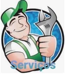Serviço especializado de mão de obra.