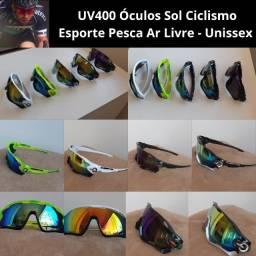 Óculos Ciclismo Corrida Esporte Ar Livre