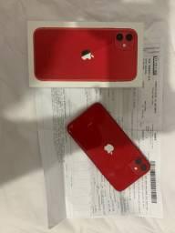 iPhone 11 zerado 01 mês de uso com nota e Garantia 11 meses