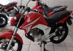 CG 150 titan Ex 2015 cor vermelha