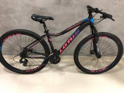 Bicicleta Lótus Angel TAM 17