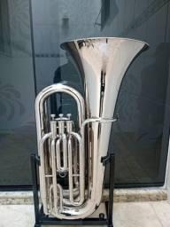 Tuba 3/4 Weril J370 Sib - Zerada - Aceitos trocas -Parcelo até 12x cartao