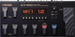 Pedaleira Boss GT100 - Usada