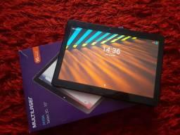 Tablet Multilaser M10A 3G Android 9 Pie 32 GB Dual Câmera 10 Polegadas Quad Core Preto