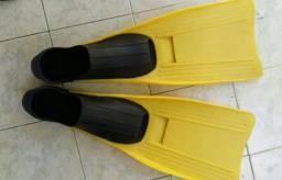 Nadadeira , Pé de Pato  5-9 intex