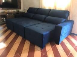Fabricacao de sofás retrátil reclinável