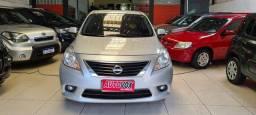 Nissan / Versa SL 1.6 - completo- 2014