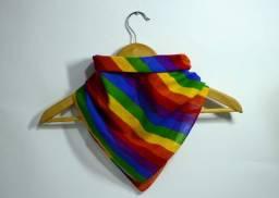 Lenço arco-íris