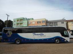 Ônibus Marcopolo 1050, M.-Benz O400RS, 46Lugares, 2001