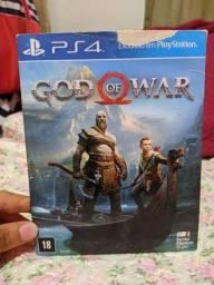 God Of War Mídia Física