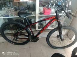 Bike MTB aro 29 tamanho 17.