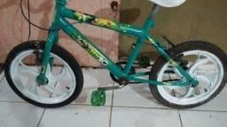 Bicicleta Ben 10 infantil