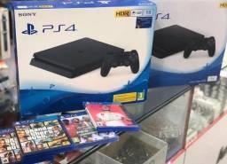 PlayStation 4 1Tera R$550,00<br>