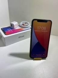 iPhone X 64 GB BLACK 90 DIAS GARANTIA
