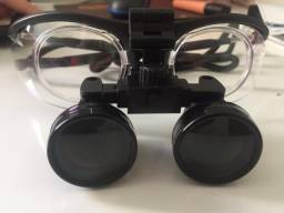 Lupa Flip Up 3,5x Ultra Light Optics