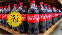 Promoção Coca-Cola 2 litros - validade junho21
