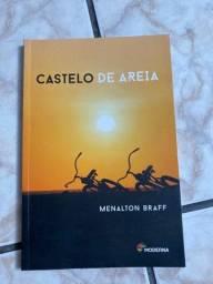 Livro Castelo de Areia