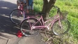 Bike com aros de freio a disco