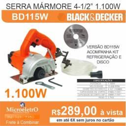 Serra Marmore BD115W 1100W